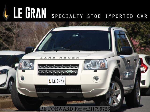 Used 2009 LAND ROVER FREELANDER 2 BH795726 for Sale