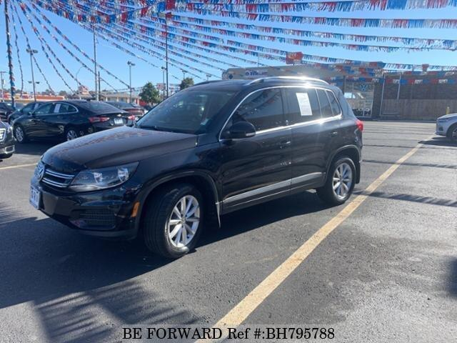 Used 2017 VOLKSWAGEN TIGUAN BH795788 for Sale