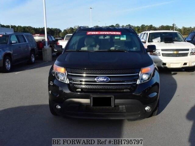 Used 2013 FORD EXPLORER BH795797 for Sale