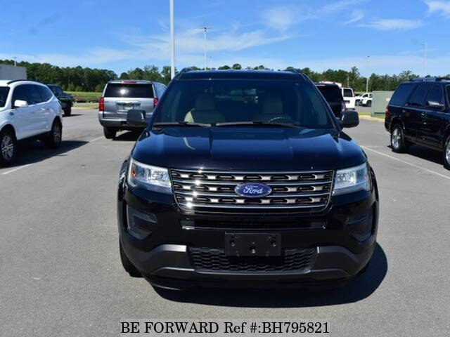 Used 2016 FORD EXPLORER BH795821 for Sale
