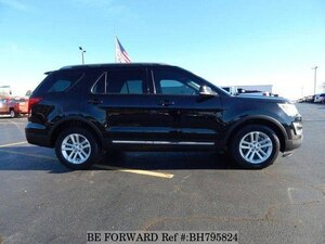 Used 2016 FORD EXPLORER BH795824 for Sale