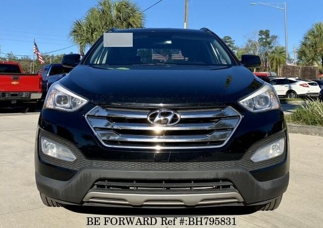 Used 2014 HYUNDAI SANTA FE BH795831 for Sale