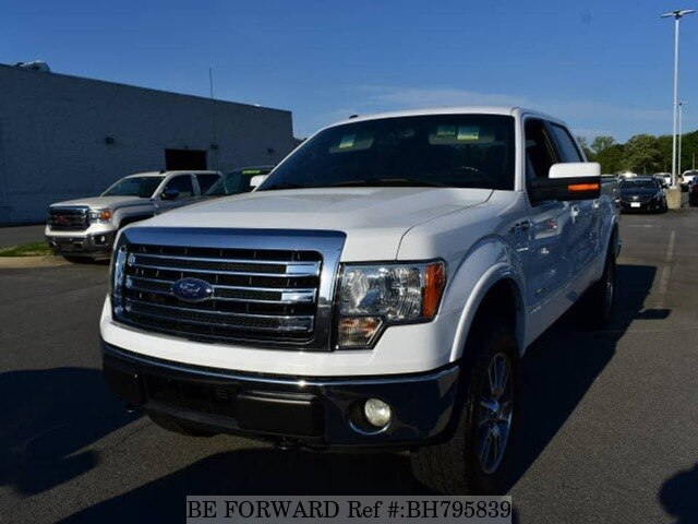 Used 2014 FORD F150 BH795839 for Sale