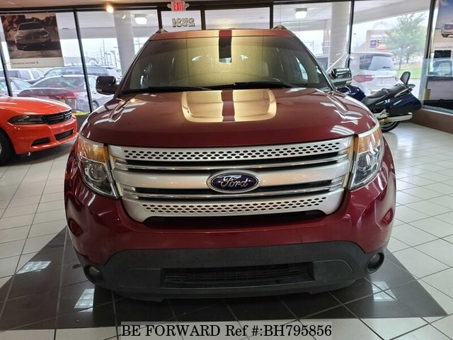 Used 2013 FORD EXPLORER BH795856 for Sale