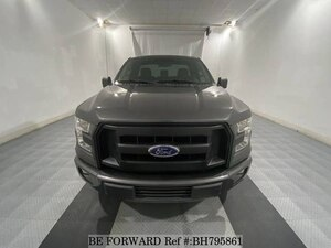 Used 2016 FORD F150 BH795861 for Sale