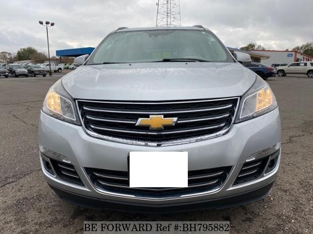 Used 2015 CHEVROLET TRAVERSE BH795882 for Sale