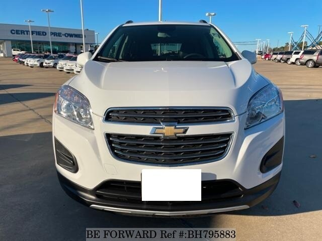 Used 2016 CHEVROLET TRAX BH795883 for Sale