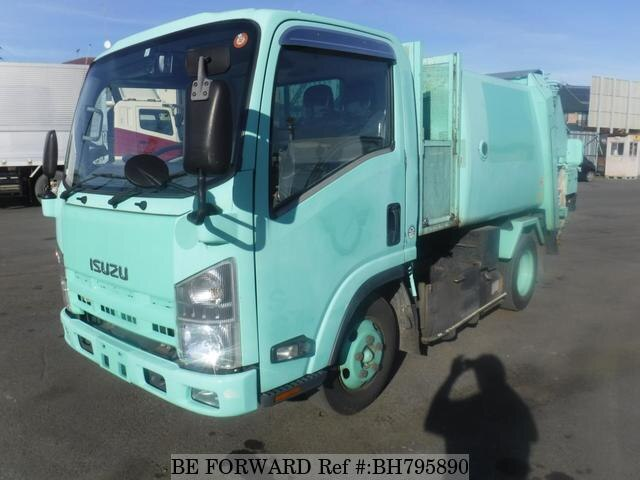 Used 2011 ISUZU ELF TRUCK BH795890 for Sale