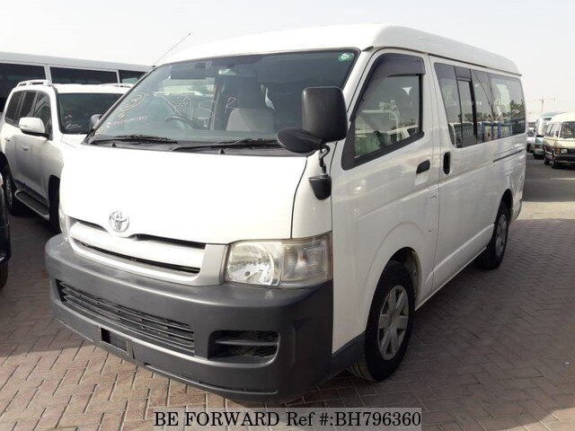 Used 2005 TOYOTA HIACE COMMUTER BH796360 for Sale