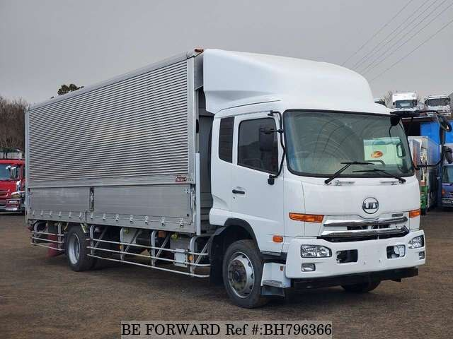 Used 2010 UD TRUCKS CONDOR BH796366 for Sale