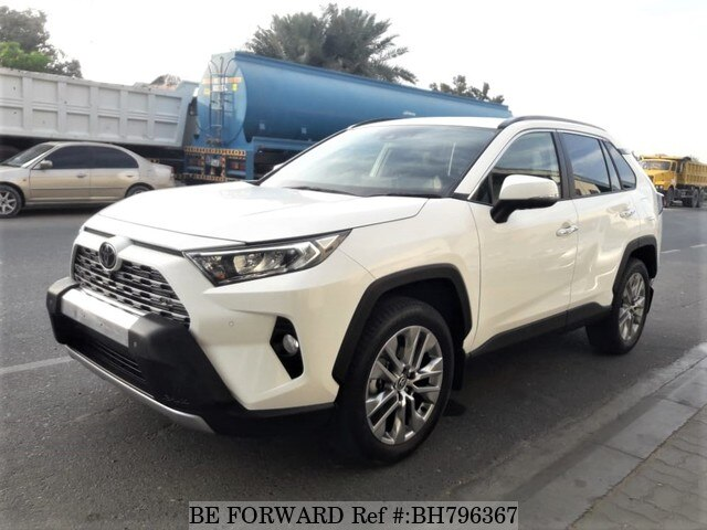 Used 2020 TOYOTA RAV4 BH796367 for Sale