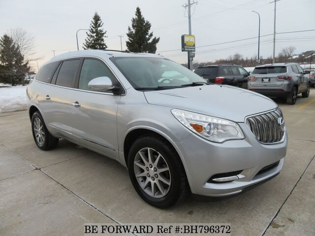 Used 2014 BUICK ENCLAVE BH796372 for Sale