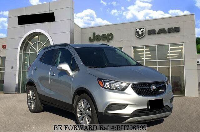 Used 2017 BUICK BUICK OTHERS BH796399 for Sale