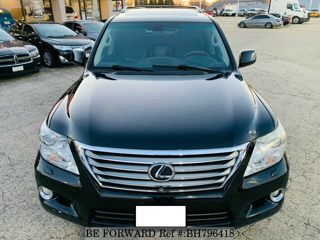 Used 2011 LEXUS LX BH796418 for Sale