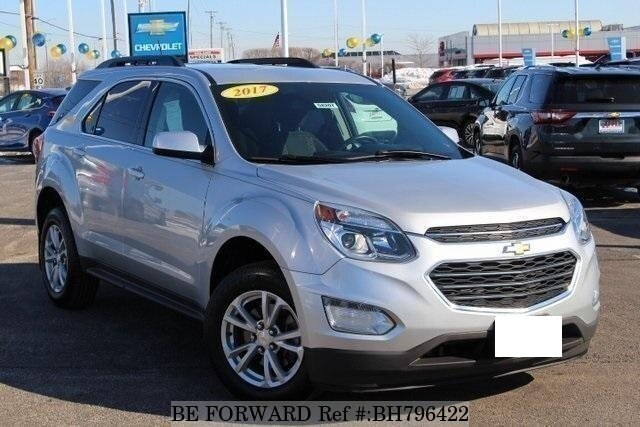 Used 2017 CHEVROLET EQUINOX BH796422 for Sale