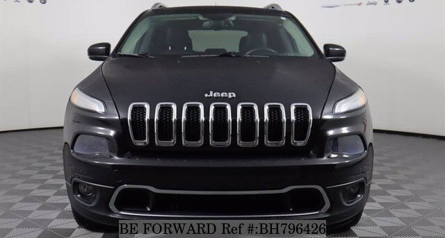 Used 2014 JEEP CHEROKEE BH796426 for Sale