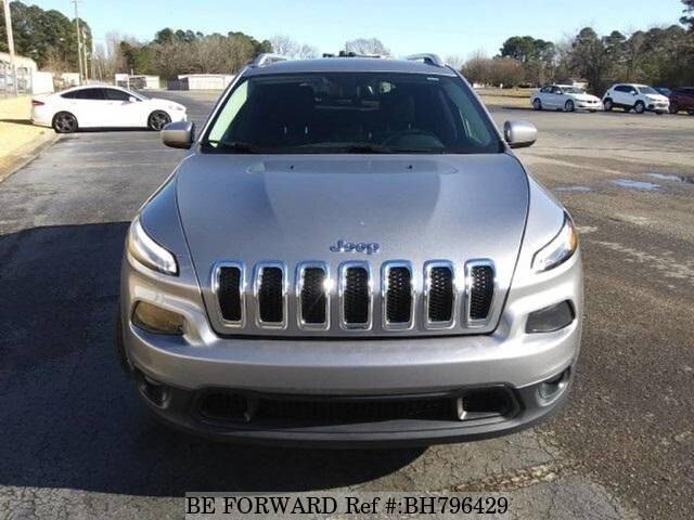 Used 2015 JEEP CHEROKEE BH796429 for Sale