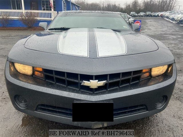 Used 2011 CHEVROLET CAMARO BH796433 for Sale