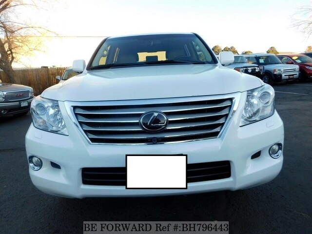 Used 2011 LEXUS LX BH796443 for Sale