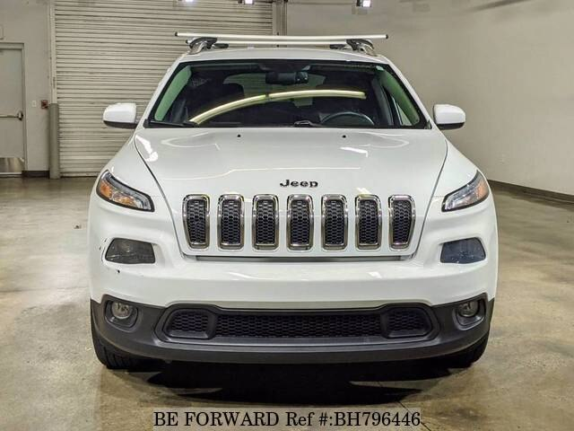 Used 2014 JEEP CHEROKEE BH796446 for Sale