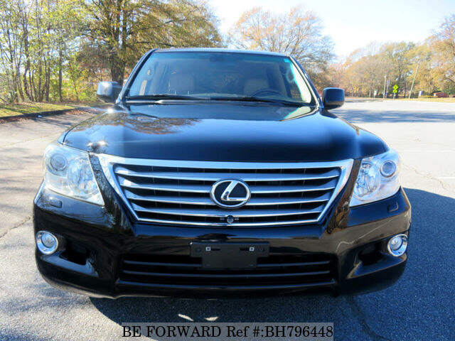 Used 2011 LEXUS LX BH796448 for Sale