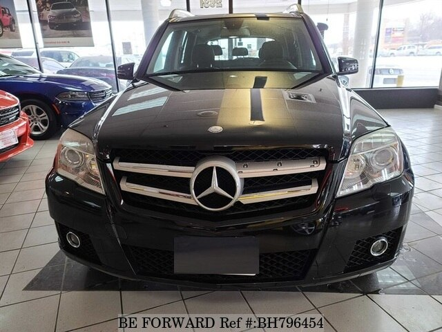 Used 2010 MERCEDES-BENZ GLK-CLASS BH796454 for Sale