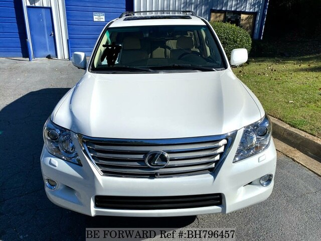 Used 2011 LEXUS LX BH796457 for Sale