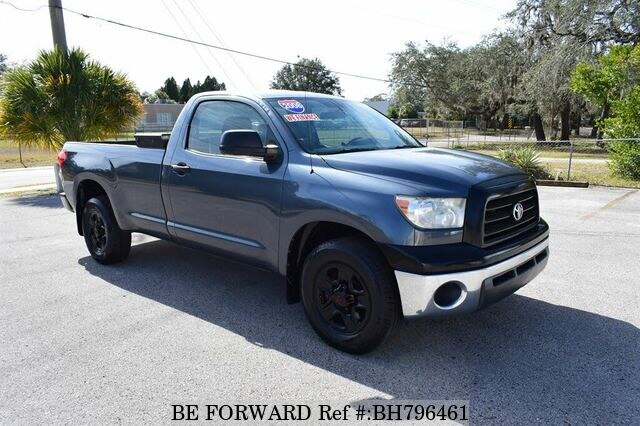 Used 2008 TOYOTA TUNDRA BH796461 for Sale