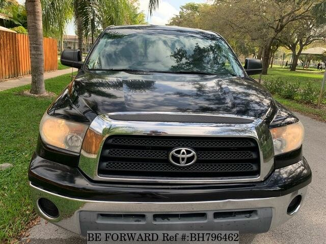 Used 2008 TOYOTA TUNDRA BH796462 for Sale