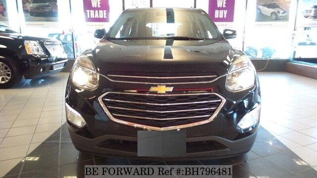 Used 2016 CHEVROLET EQUINOX BH796481 for Sale