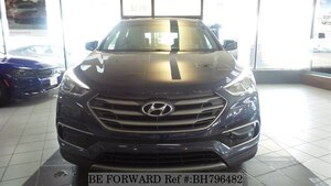 Used 2017 HYUNDAI SANTA FE BH796482 for Sale