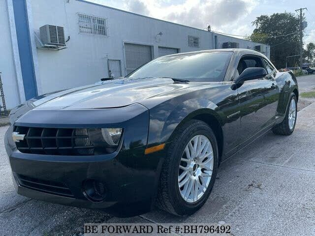 Used 2012 CHEVROLET CAMARO BH796492 for Sale