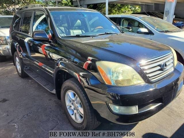 Used 2003 LEXUS GX 470 BH796498 for Sale