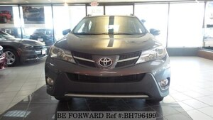 Used 2014 TOYOTA RAV4 BH796499 for Sale