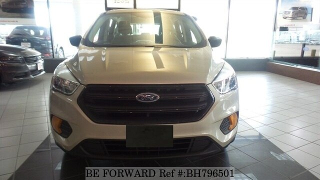 Used 2017 FORD ESCAPE BH796501 for Sale