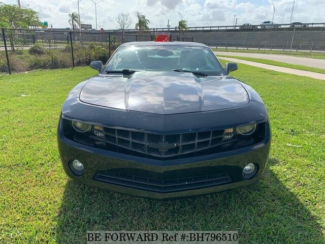 Used 2012 CHEVROLET CAMARO BH796510 for Sale