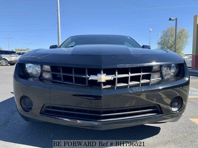 Used 2013 CHEVROLET CAMARO BH796521 for Sale