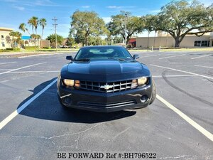 Used 2013 CHEVROLET CAMARO BH796522 for Sale