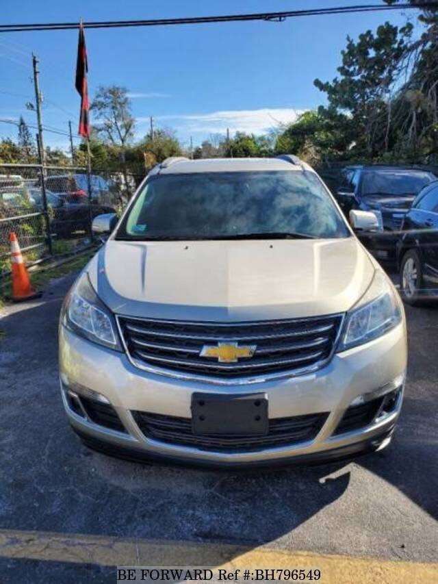 Used 2014 CHEVROLET TRAVERSE BH796549 for Sale