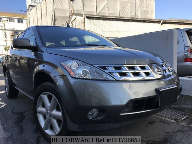 Used 2004 NISSAN MURANO BH796657 for Sale