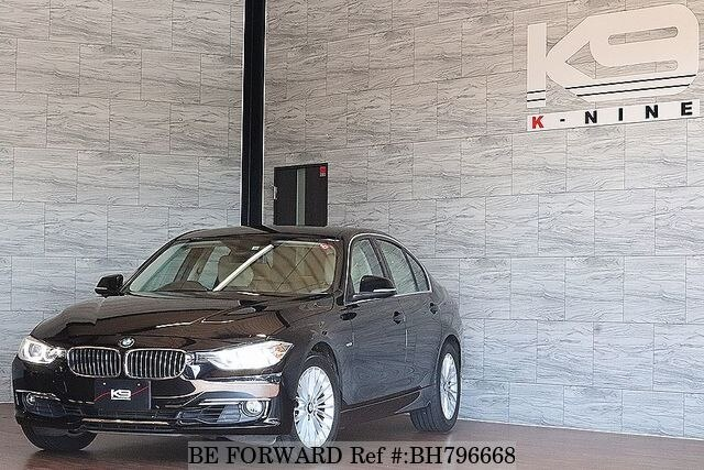 Used 2012 BMW 3 SERIES BH796668 for Sale