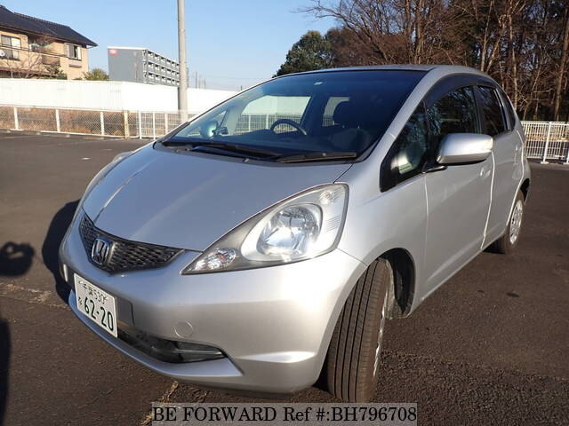 Used 2010 HONDA FIT BH796708 for Sale