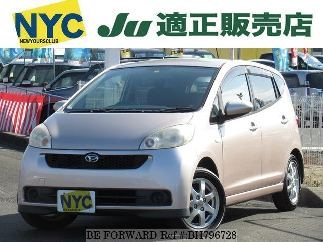Used 2007 DAIHATSU SONICA BH796728 for Sale