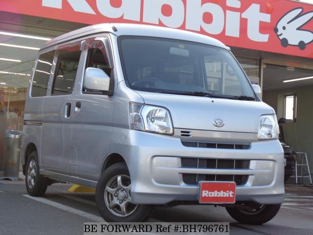 Used 2010 DAIHATSU HIJET CARGO BH796761 for Sale