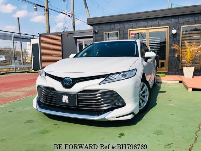 Used 2019 TOYOTA CAMRY BH796769 for Sale