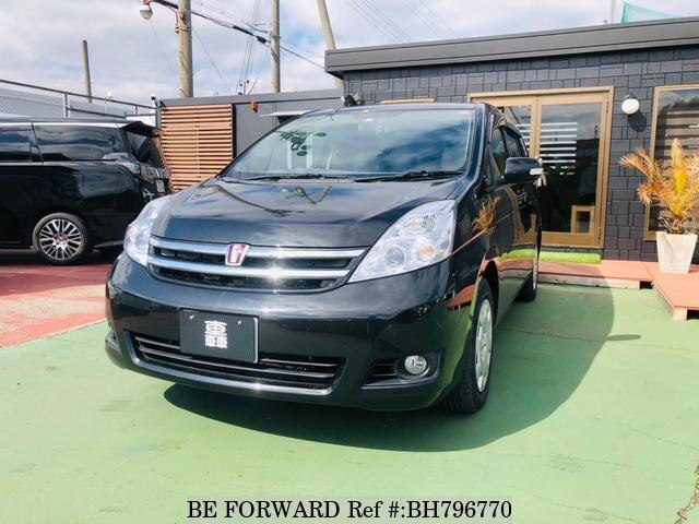Used 2010 TOYOTA ISIS BH796770 for Sale