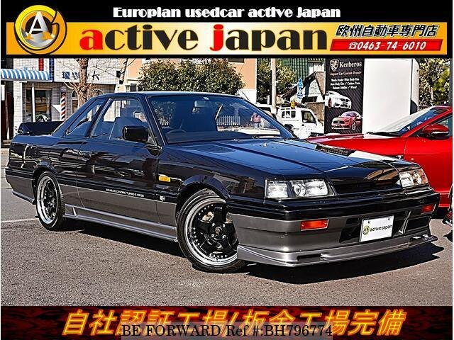 Used 1986 NISSAN SKYLINE BH796774 for Sale