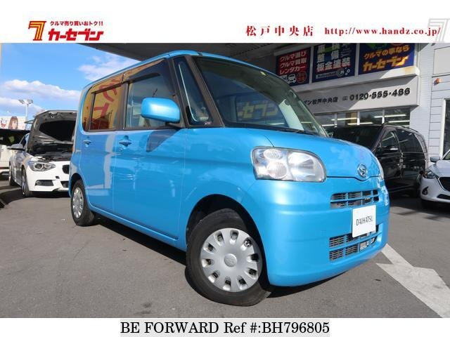 Used 2008 DAIHATSU TANTO BH796805 for Sale