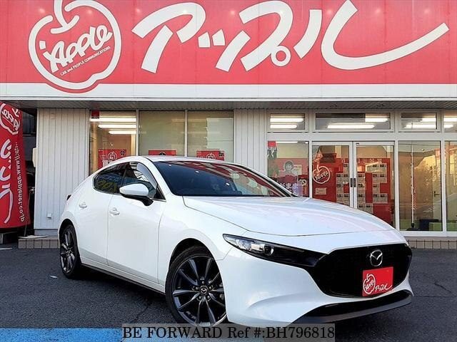 Used 2019 MAZDA MAZDA3 BH796818 for Sale