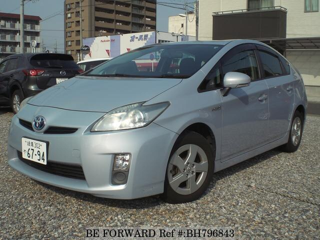 Used 2009 TOYOTA PRIUS BH796843 for Sale